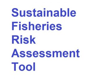 Sustainable Fisheries Risk Assessment Tool