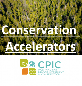 CPIC Conservation Accelerator List
