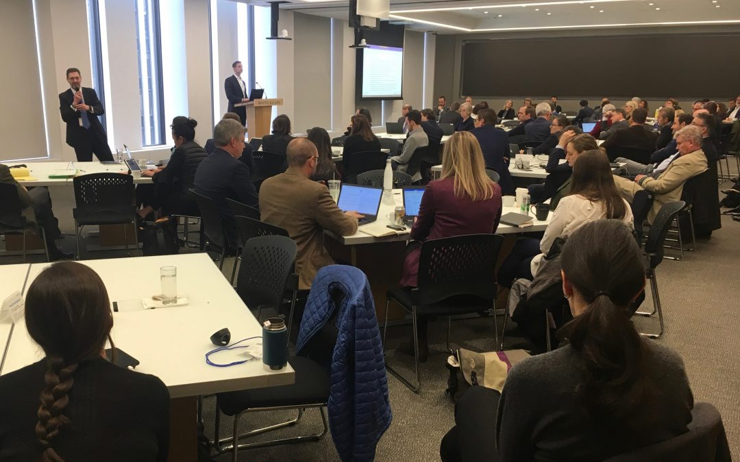 CPIC MEETS FOR SEMI-ANNUAL MEETING IN NEW YORK – 2019